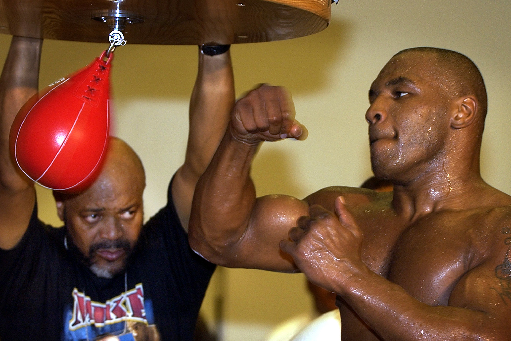MIKE TYSON STACY MCKINLEY