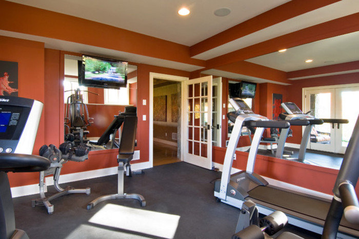 traditional-home-gym